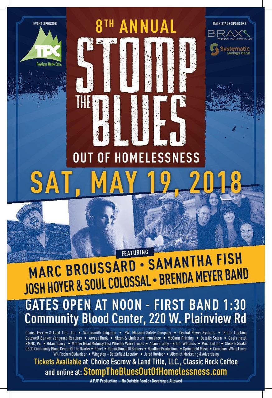 Stomp the Blues